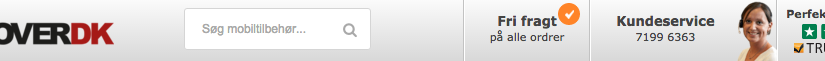 Webshop: 5 badges, dine kunder bliver trygge af