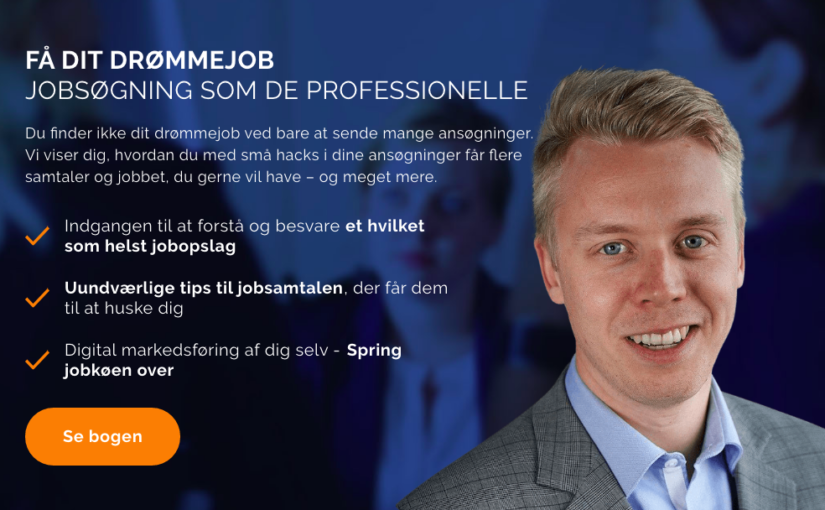 Ny bog lanceret: Få Job